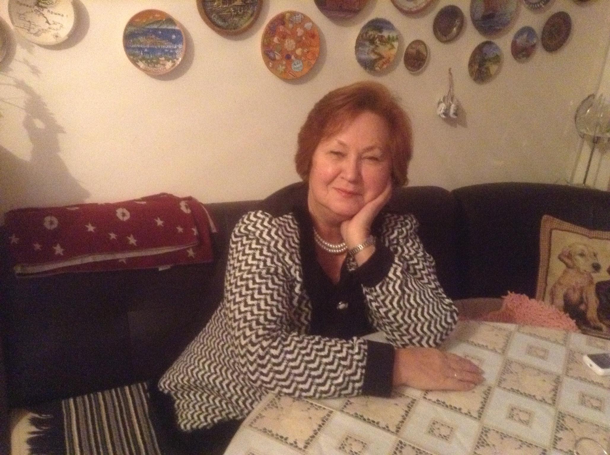 Зайцева Валентина фото